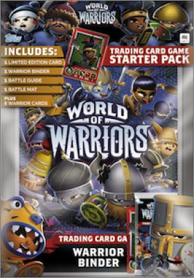 World of warriors - Topps - Anglais