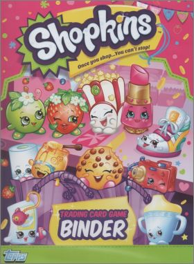 Shopkins - Topps - Trading cards - Angleterre - 2016