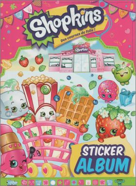 Shopkins : des courses de folie ! - Topps - France - 2016