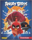 Angry Birds - Sticker Album - Panini  - 2016