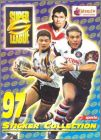 Super League 97 - Rugby League - 1996  - Merlin - Angleterre