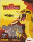 La Garde du Roi Lion Disney - Sticker Album - Panini - 2016