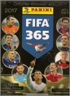 FIFA 365 - 2017 - Sticker Album - Seconde partie - Panini