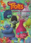 Trolls - DreamWorks - Sticker Album - Topps - 2016