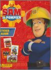 Sam  le Pompier - Sticker Album - Panini -   2016