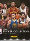 NBA Basketball 2016-17 - Sticker Collection Album Panini EU