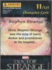 Dos de character Cards
