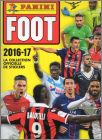 Foot 2016-17 - Sticker album - Panini - France