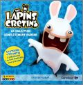 The Lapins Crétins - Sticker album Carrefour  Panini - 2017