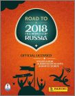 Road to 2018 - FIFA World Cup Russia - Sticker Album Panini