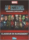 Marvel Missions  - Trading cards FRANÇAIS - TOPPS - 2017