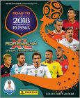 World Cup Russia - Road to 2018 Adrenalyn XL Cards Panini