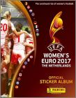 Women's Euro - The Netherlands 2017 - Panini
