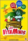 Les Vitaminis - 72 stickers - 72 cartes - Delhaize - 2017