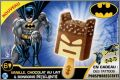 Batman DC Comics Tatouages phosphorescents - Glaces Rolland