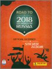 World Cup Russia - Road to 2018 - Album Panini - UK