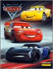 Cars 3 - Disney, Pixar - Sticker Album Panini - 2017