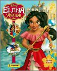 Elena d'Avalor - Disney - Sticker Album - Panini - 2017