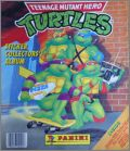 Teenage Mutant Hero Turtles - 1990 - Panini Mirage Studio