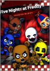 Five Nights at Freddy's Sticker Album Just Toy  Intl - 2017