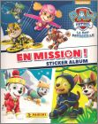 PAW PATROL en mission - Sticker Album Panini 2017