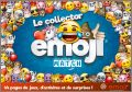 EMOJI - Le collector Cartes-Stickers Supermarché Match 2017