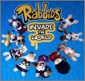 Rayman - Raving Rabbids - Invade the World (Autocollants)