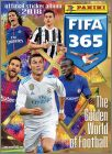 FIFA 365 - Sticker album - Panini - Seconde partie - 2018