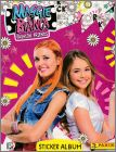 Maggie et Bianca Fashion friends - Sticker Album Panini 2017