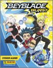 Beyblade  Burst - Sticker Album - Panini - 2017