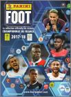 Foot 2017-18 - Sticker Album - Seconde partie - Panini
