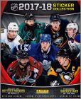 NHL 2017-2018 Hockey sur Glace - Sticker Collection - Panini