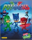 PJ MASKS - Pyjamasques -  Album de Stickers - Panini - 2018