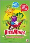 Les Vitaminis - 100 stickers - Delhaize - 2018