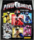 Power Rangers Ninja Steel - Sticker Album - Panini - 2017