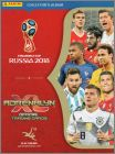 World Cup Russia 2018 - Adrenalyn XL Cards Panini - partie 1