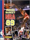 Panini Basket NBA 89 - Sticker Album Panini - 1988 - Espagne