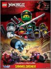 Lego Ninjago masters.Trading Card Blue Ocean Allemagne 2018