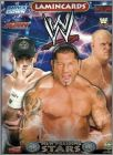 WWE - 162 Lamicards New pressing Stars Edibas Allemagne 2008