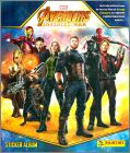 Avengers Infinity War - Marvel - Sticker Album - Panini 2018