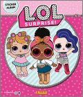 L.O.L Surprise ! 1 - Sticker Album - Panini - 2018