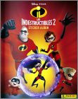 Incredibles 2 (the) Pixar - Sticker Album - Panini - 2018