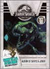Jurassic World : Fallen Kingdom 64 cartes OKay 2018 Belgique