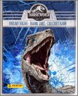 Jurassic World 2 - Fallen Kingdom Trading cards Panini 2018