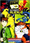 BEN 10 Ultimate Alien - Lamincards Video Virtual Edibas 2011