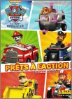 Ready for action - Paw Patrol - Sticker Album - Panini - UK