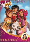 Mia and Me - Sticker album - Luxor - Serbie