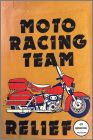 Moto Racing Team Relief - Cox International - 1975