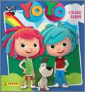 Yo Yo - Sticker Album - Panini - Italie - 2018