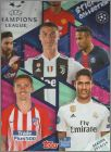 UEFA Champions League 2018 / 19 - Topps (partie 1) Sticker